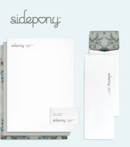 davant greenfield printing example letterhead