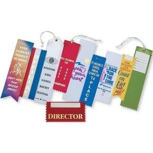 ispace printing awards cut ribbon