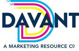colorful davant logo